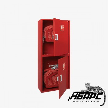 Пульс ШПК-320-21 НЗК (Шкаф пожарный для двух пожарных кранов)