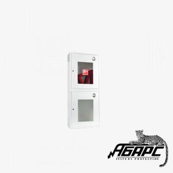 Пульс ШПК-320 НОБ (Шкаф пожарный для пожарного крана и двух огнетушителей)