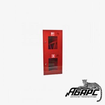 Пульс ШПК-320 ВОК (Шкаф пожарный для пожарного крана и двух огнетушителей)