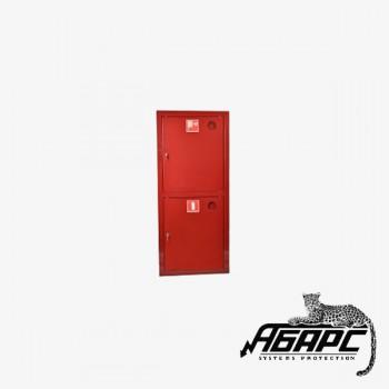 Пульс ШПК-320 ВЗК (Шкаф пожарный для пожарного крана и двух огнетушителей)