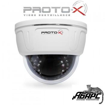 Видеокамера купольная цветная Proto-DX10F36IR (Proto-X)