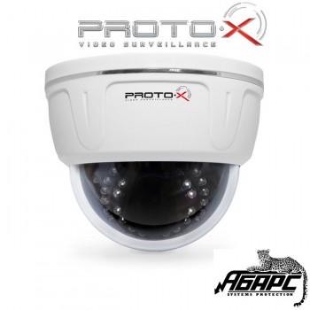 Видеокамера купольная цветная Proto-DX10V212IR (Proto-X)