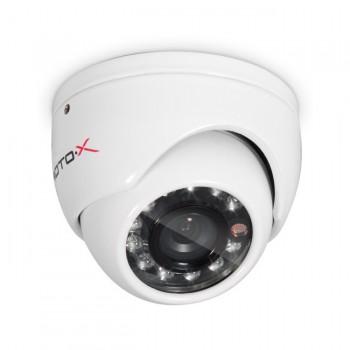Видеокамера купольная цветная Proto-EL12F28IR (Proto-X)
