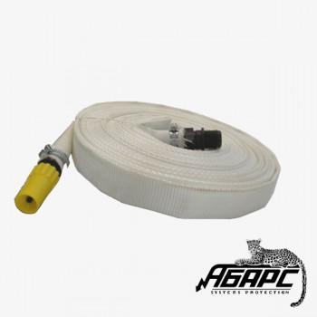 ПОЖКОМПЛЕКТ 19 мм для внутриквартирного пожаротушения (рукав 15м, ствол, штуцер)