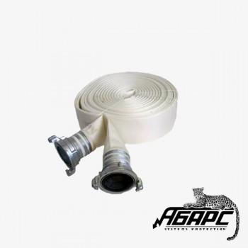 ПОЖКОМПЛЕКТ 100 мм Премиум для ПТ до 1,2 МПа с головками ГР-100, 20 метров (пожарный рукав)
