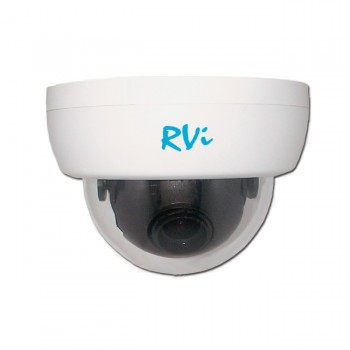 Видеокамера купольная цветная RVi-127