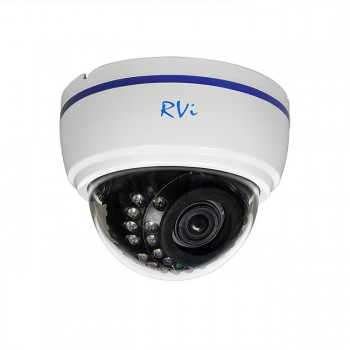 Видеокамера купольная цветная RVi-429IR