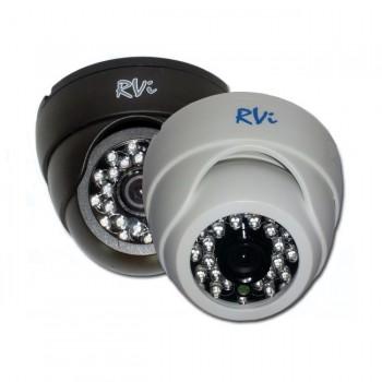 Видеокамера купольная цветная RVi-E125