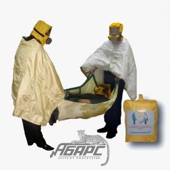 Самоспасатель фильтрующий Шанс 2НН (маска с накидкой-носилками)