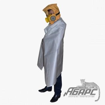 Самоспасатель фильтрующий Шанс 2Н (маска с накидкой)