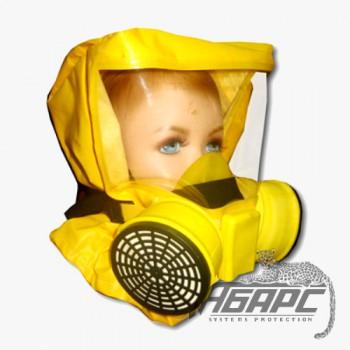 Самоспасатель фильтрующий Шанс-Е с четвертьмаской (детский)