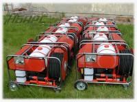 УПТВ-50 Установка пожаротушения тонкораспылённой водой